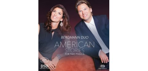 Berstein / Piazzolla m.m.: American Stories for Two Pianos (1 SACD)