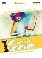 1000 Masterpieces from the Great Museums of the World. Wallraf-Richartz-Museum & Museum Ludwig, Köln. DVD