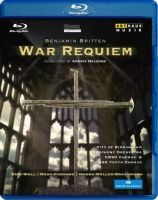 Britten. War Requiem. Bluray