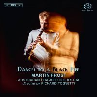 Dances to a Black Pipe - Martin Fröst (1 sacd)