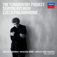 The Tchaikovsky Project. Semyon Bychkov (7 CD)