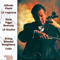 Piatti / Bentzon N.V.: 12 Caprices, Opus 25, for Violoncello Solo / 16 Etudes, Opus 464, for Violoncello Solo