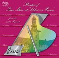 Rarities of Piano Music at »Schloss vor Husum«, Vol. 29 fra 2015 festivalen