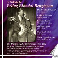 Erling Blöndal Bengtsson: The Danish Radio Recordings, 1966-2002 (2 CD)