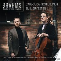 Brahms: Sonater for cello og klaver