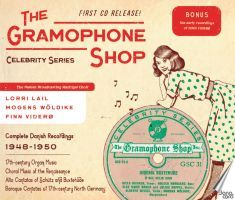 The Gramophone Shop Celebrity Series (4 CD)