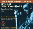 Diverse: Mississippi Fred - A Country Bluesman of Rare Authenticity 1959 (2 CD)