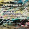 Philip Sawyers. Symfoni nr 4. Kenneth Woods, dirigent