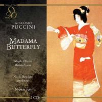 Puccini: Madama Butterfly (Naples) (2 CD)