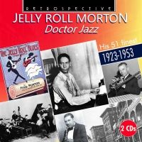 Jelly Roll Morton. Doctor Jazz. fra 1923-1953 (2 CD)