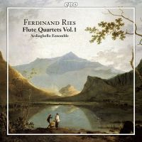 Ferdinand Ries: Complete Music for Flute & String Trio Vol.1