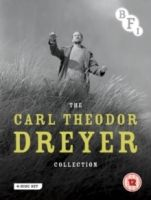 Carl Th. Dreyer Collection. Film og interviews (4 BluRay)