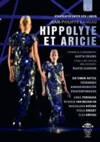 Rameau. Hippolyte et Aricie. Simon Rattle (BluRay)