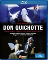 Massenet. Don Quichotte. Bretz, Stout, (BluRay)